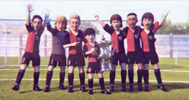 El emotivo video que muestra la vida de Messi y despierta ilusiones en todos los argentinos