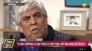 Moyano: Con Cristina comía todo el mundo, ahora hay gente que no come