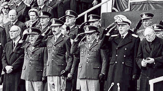 Junta militar. Los militares utilizaron el Mundial 78 como una gran propaganda política y cultural.