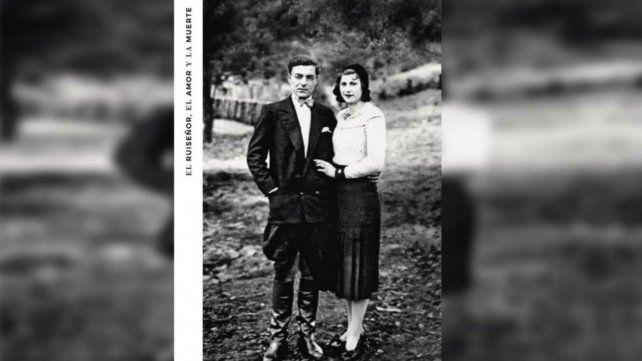 La portada del nuevo disco de Solari. Una foto de sus padres.