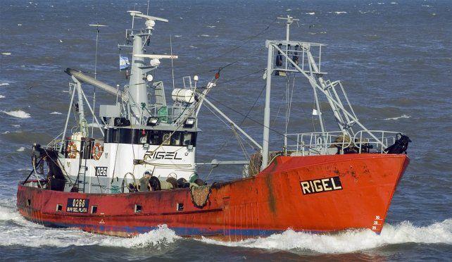Tras 23 días de búsqueda, Prefectura halló el pesquero Rigel