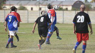 La Liga de Bancos y Seguros juega su torneo en el predio de San Francisco Solano. La fecha fue suspendida.