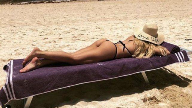 Las fotos de las vacaciones de Laurita Fernández