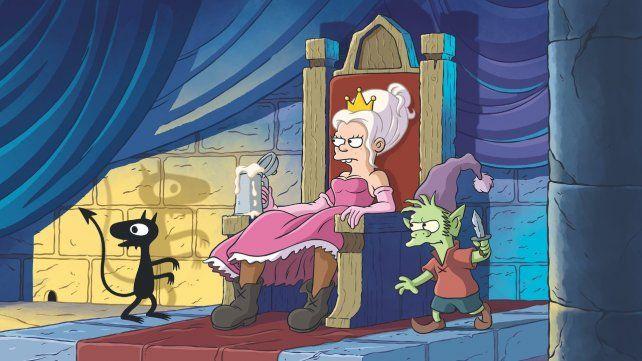 Equipo. La princesa Bean