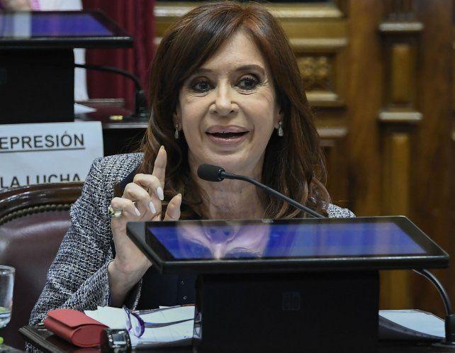 Cristina negó que haya bóvedas ni documentos ilícitos en sus viviendas