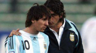 Mancuso señaló cuál es el punto débil de Messi en la selección