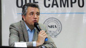 La denuncia de Parrilli hacia Etchevehere, apunta a las compañías porque  generaron una pérdida millonaria al Estado nacional, indicaron.