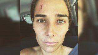 Juana Viale en una foto que subió a su cuenta de Instagram.