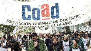 Nuevo paro de docentes universitarios contra el ajuste del gobierno nacional copy