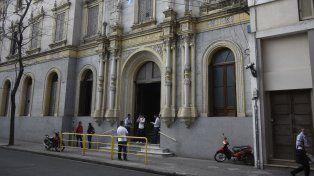 Bajo la lupa. El colegio de Mendoza y Alem ya dio parte del hecho al Ministerio de Educación provincial
