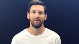 Messi confirmó honrado que tendrá su propio show del Cirque du Soleil