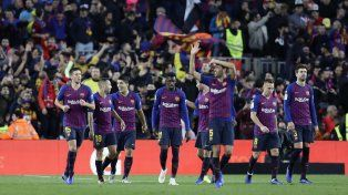 Suárez se vistió de Messi y Barcelona vapuleó a Real Madrid