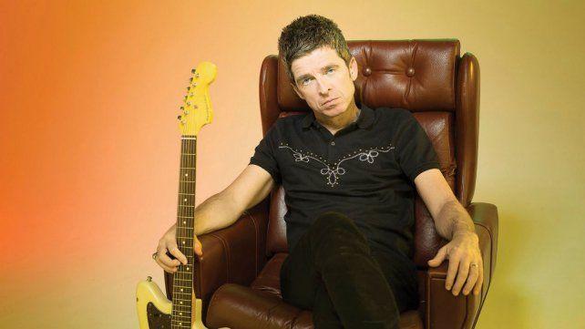 Soy leyenda. Noel Gallagher fue el principal compositor de Oasis