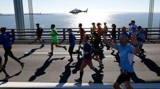 Las mejores imágenes de la Maratón de Nueva York