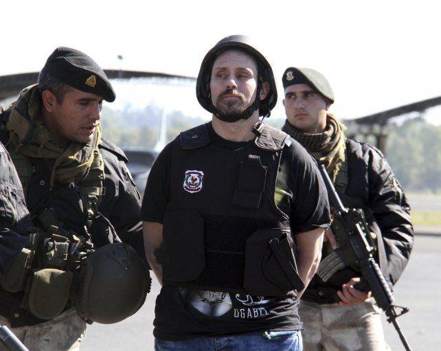 Pérez Corradi fue condenado a prisión por tráfico de efedrina