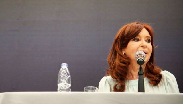 Cristina participa del Foro Clacso 2018.