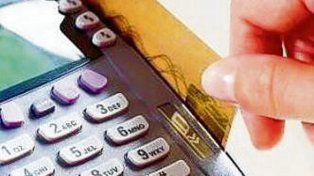 Las propinas se pueden pagar con tajetas de crédito y débito.