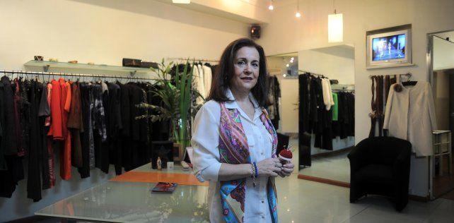 La diseñadora Susana Ortiz también fue demandada por la costurera.