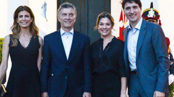 altas medias trajo el presidente de canada