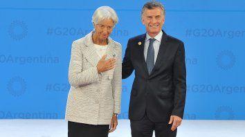 lagarde pidio revertir la suba de aranceles y alerto sobre la deuda mundial