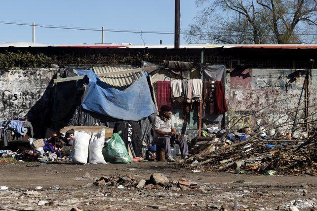 La pobreza en Argentina creció al 33,6 por ciento, el nivel más alto de los últimos 10 años