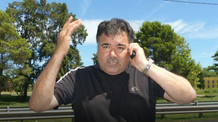 El dirigente de los pescadores Juan Carlos Villareal fue asesinado en Puerto Gaboto.