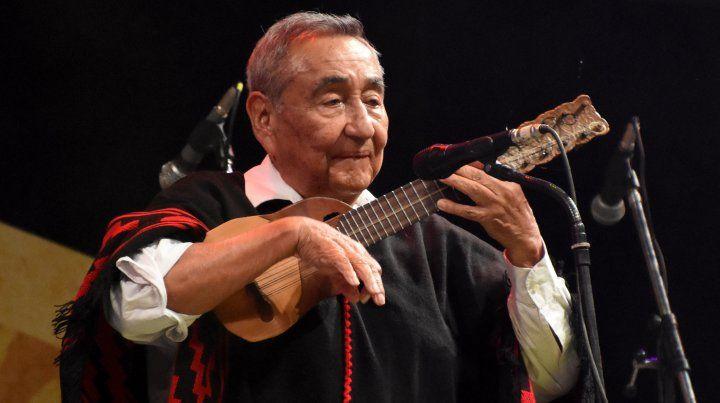El maestro Jaime Torres deja un vacío en la escena del folclore argentino.