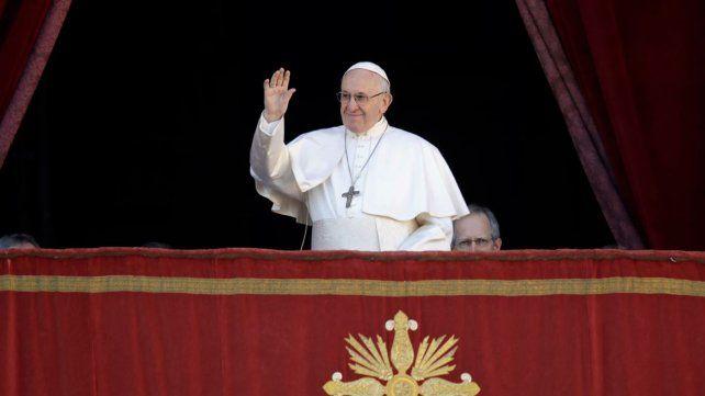 En Navidad, estos fueron los pedidos del Papa Francisco
