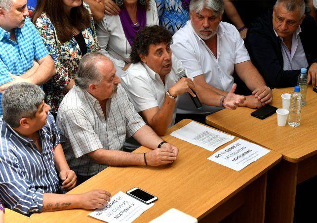 Las dos CTA y la Federación Camioneros, en pie de guerra contra el tarifazo