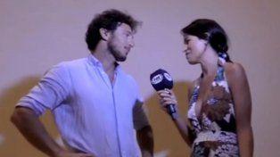 Pico Mónaco increpó a una periodista y la hizo llorar cuando le hizo una pregunta sobre Pampita