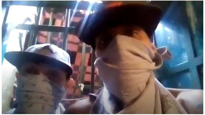 Graban un video en la cárcel y lo suben a YouTube para hacer públicos sus reclamos