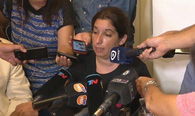 Agustina, la chica encontrada muerta en Esperanza, presentaba golpes visibles