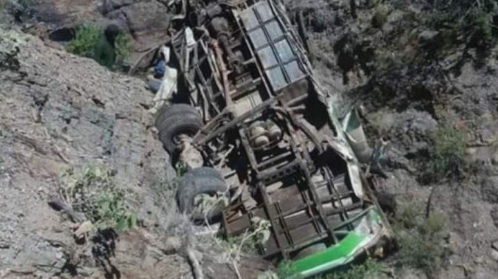 Cuatro futbolistas argentinos murieron en un accidente en Bolivia