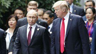 Vladimir Putin y Donald Trump vuelven a cruzarse por la crisis en Venezuela.