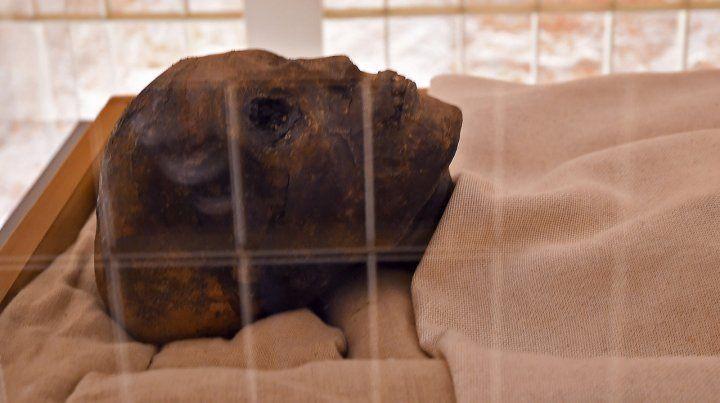 La tumba de Tutankamón renace tras una década de restauración