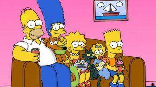 Anunciaron que habrá dos temporadas más de Los Simpson