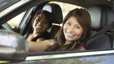como funciona la primera red de carpooling exclusiva para mujeres
