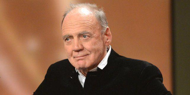 Falleció el actor suizo Bruno Ganz, que encarnó a Hitler en La caída