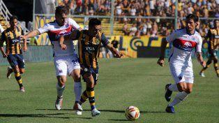 Tigre fue pragmático y ganó en Rosario