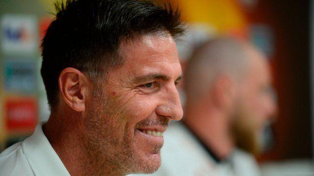Berizzo fue confirmado como entrenador de la selección de Paraguay