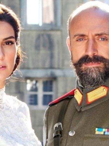 Vuelven Onur y Sherezade con otra novela turca