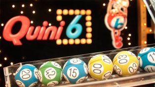Un rosarino ganó 92 millones en el sorteo del Quini 6