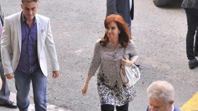 Cristina presentó un escrito con graves acusaciones a Bonadio y Stornelli