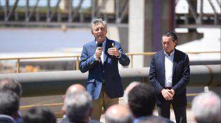 Macri anunció una línea de créditos por 100.000 millones de pesos para pymes