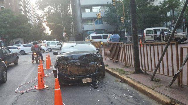 Atropellaron y le amputaron las piernas a una mujer que había viajado a Córdoba para ver a Luis Miguel