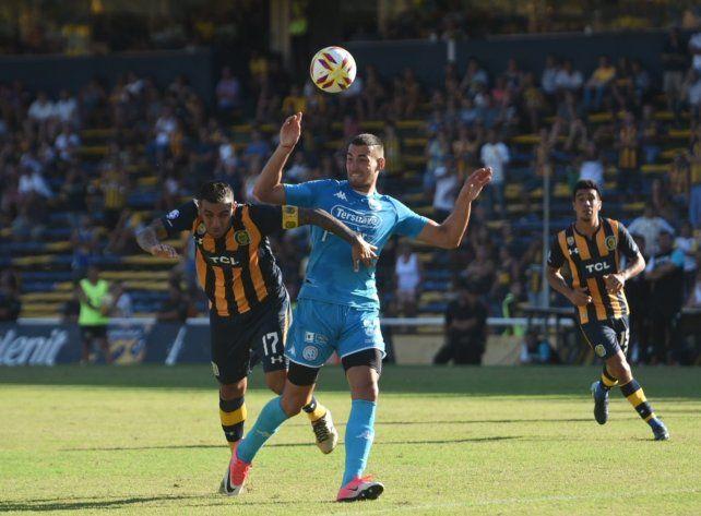 Central empató con Belgrano y sigue sin rumbo