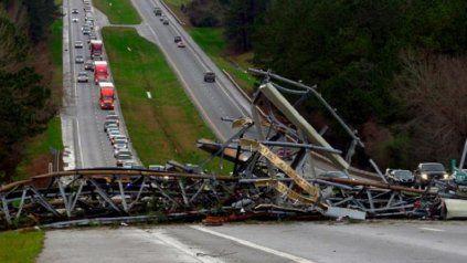 Un tornado trágico dejó 23 muertos en Alabama