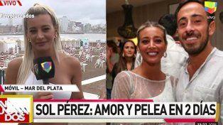El chat que terminó con la relación entre Sol Pérez y su novio por dos días copy