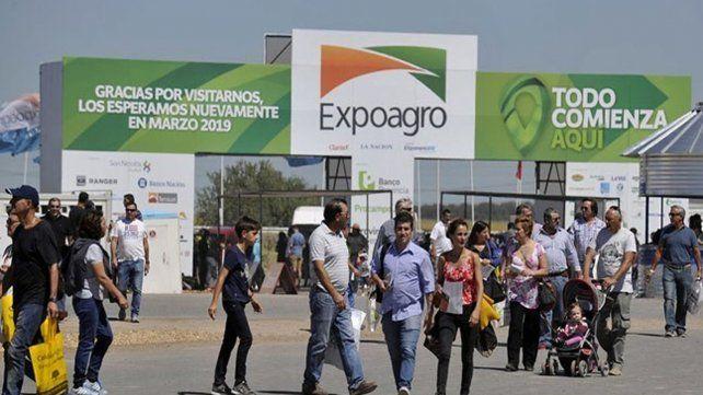 La 13ª edición de Expoagro se extenderá hasta el viernes 15