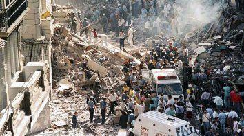 renuevan el pedido de justicia a 27 anos del atentado a la embajada de israel